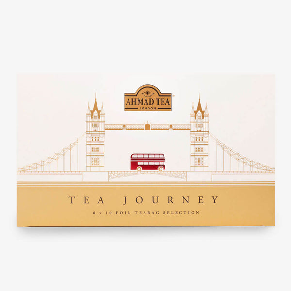 Tea Journey Collection - Front of box