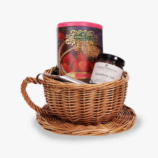 Dessert Lovers Loose Tea Gift Basket