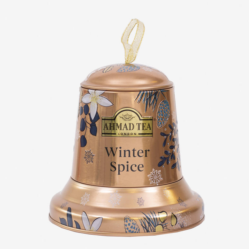 Twilight Xmas Bell Caddy - Front of caddy
