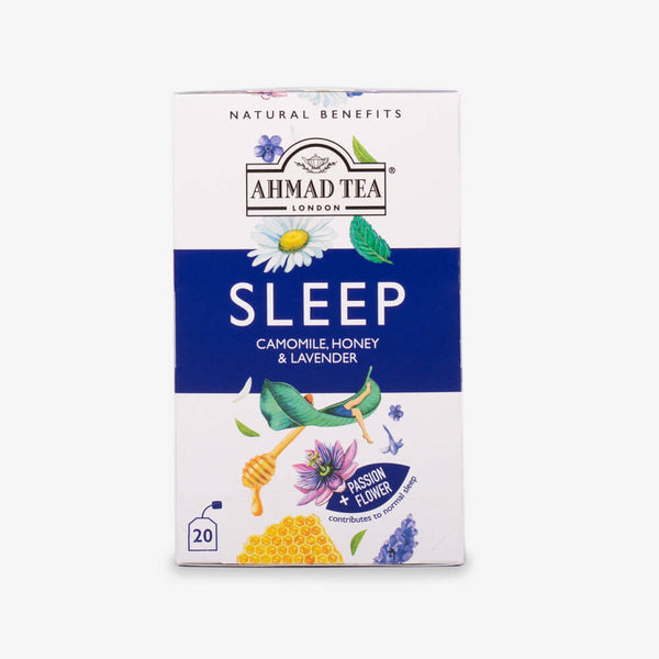 "Camomile, Honey & Lavender ""Sleep"" Infusion - 20 Teabags"