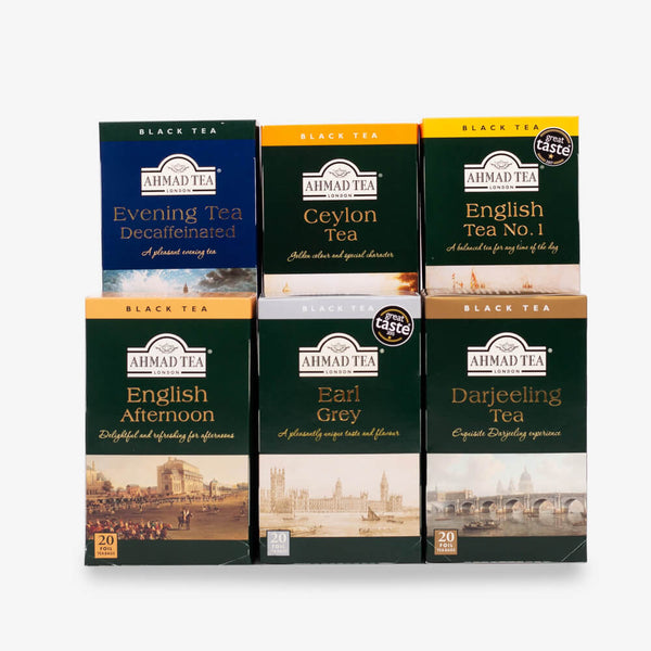 Afternoon Tea Bundle - 120 Teabags