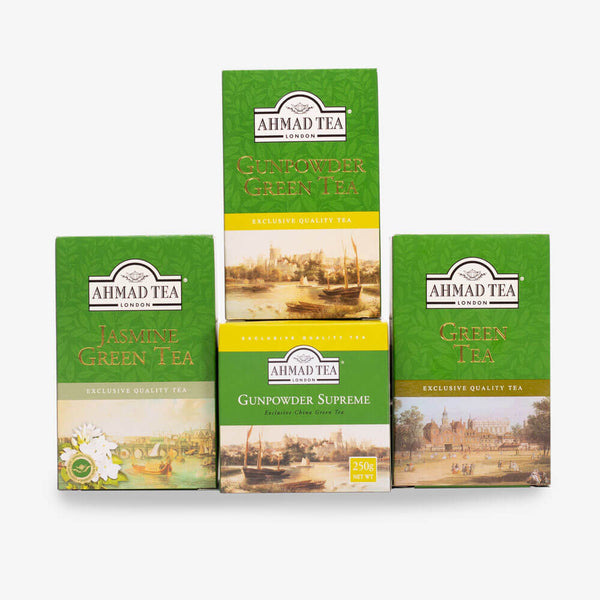 Green Tea Bundle - 550g Loose Leaf