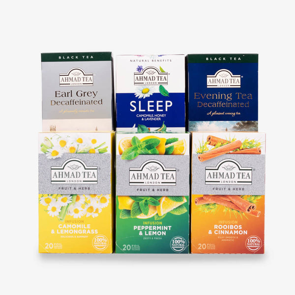 Relax & Calm Tea Bundle