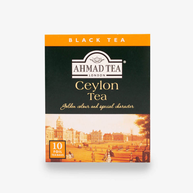 Classical Selection - Front of Ceylon box