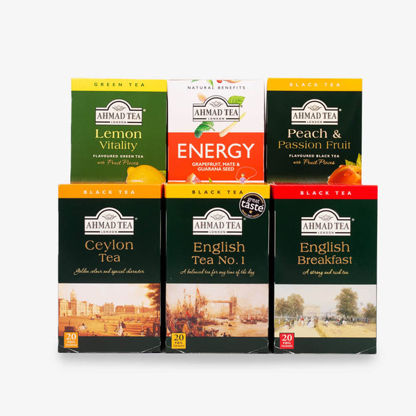 Morning Tea Bundle - 120 Teabags