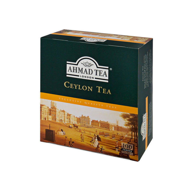 100 Tagged Teabags - Box
