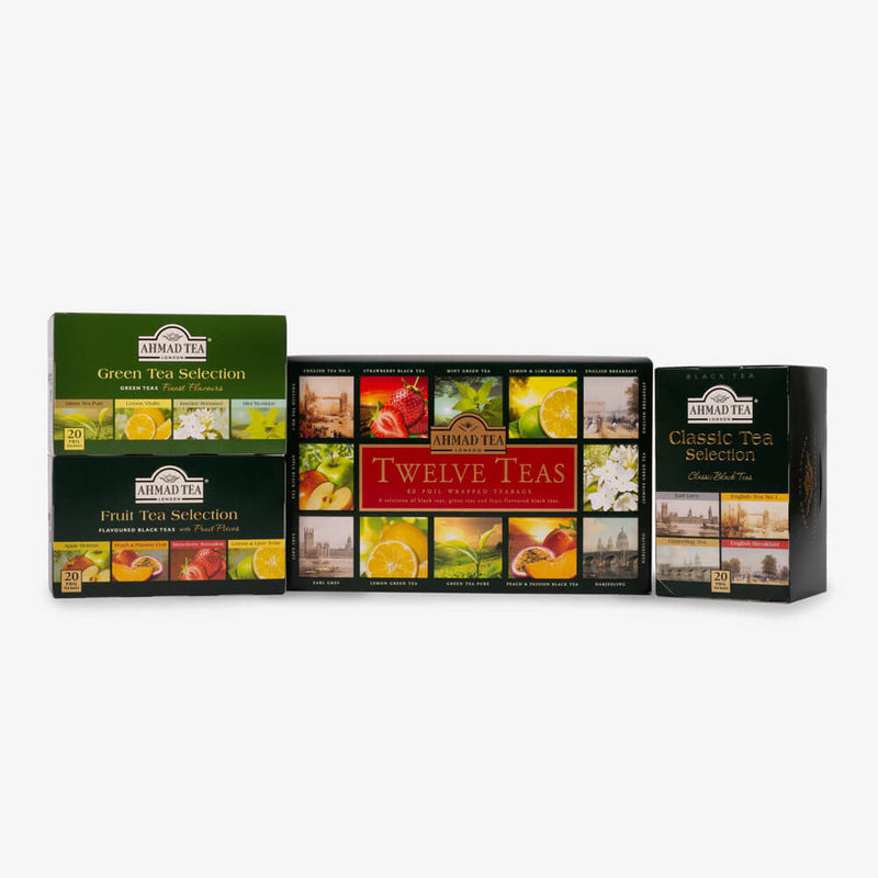 Twelve Teas Collection - Boxes