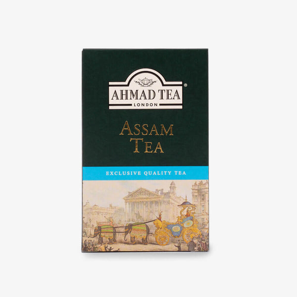 Assam Black Tea - 100g Loose Tea Packet