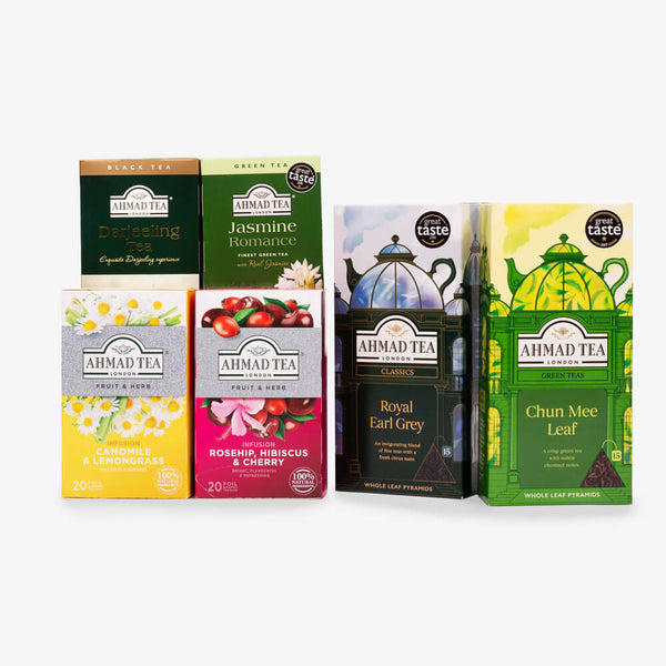 Floral Tea Bundle - 110 Teabags