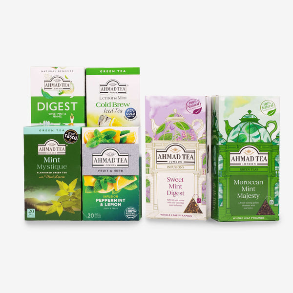 Mint Tea Bundle - 110 Teabags