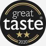 Great Taste Award 2020 - 2 stars