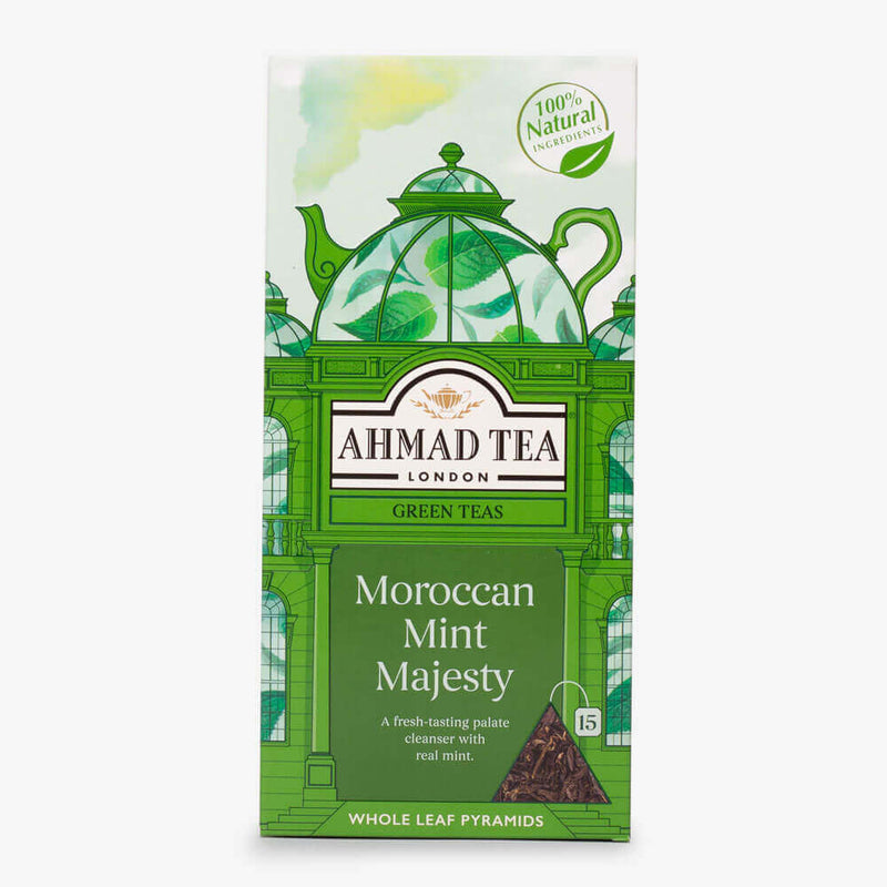 Moroccan Mint Majesty - 15 Pyramid Teabags