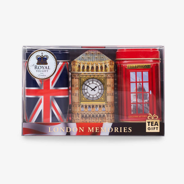 London Memories Collection - Front of caddies