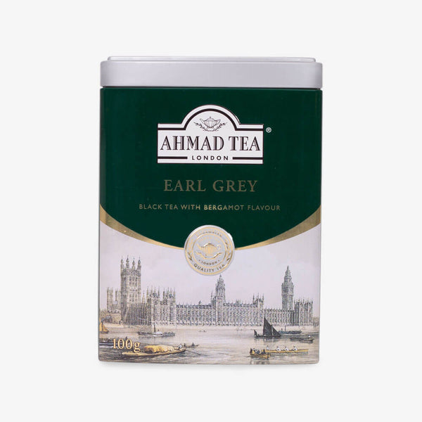 Earl Grey Tea - 100g Loose Leaf Caddy from English Scene Collection