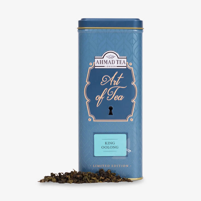 6 Packs of 100g Loose Tea Caddy from Art of Tea Collection - Caddy and loose tea