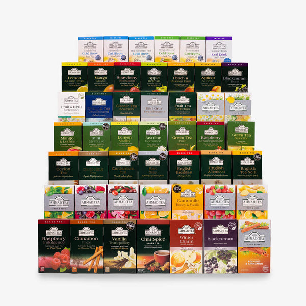 Definitive Tea Bundle - 980 Teabags