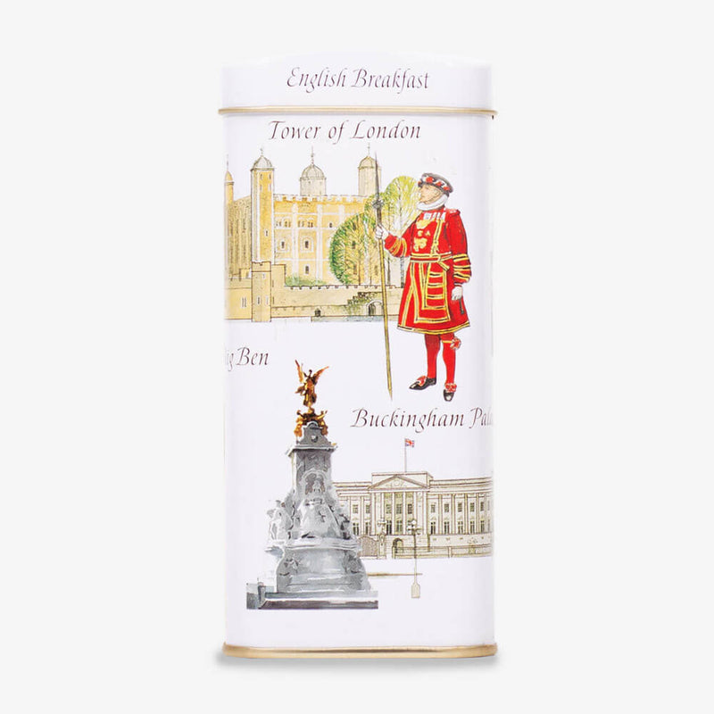 London Icons Money Box Caddy - Side of caddy
