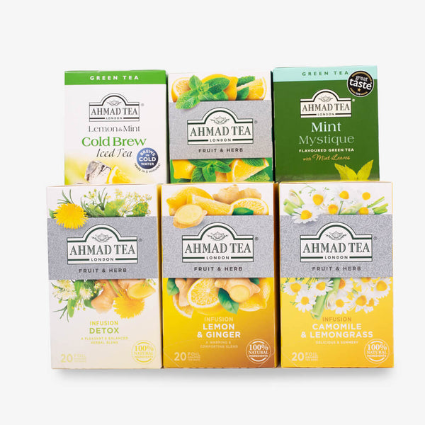Detox Tea Bundle - 120 Teabags