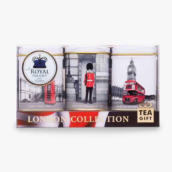 London Collection Caddies - Front of caddies