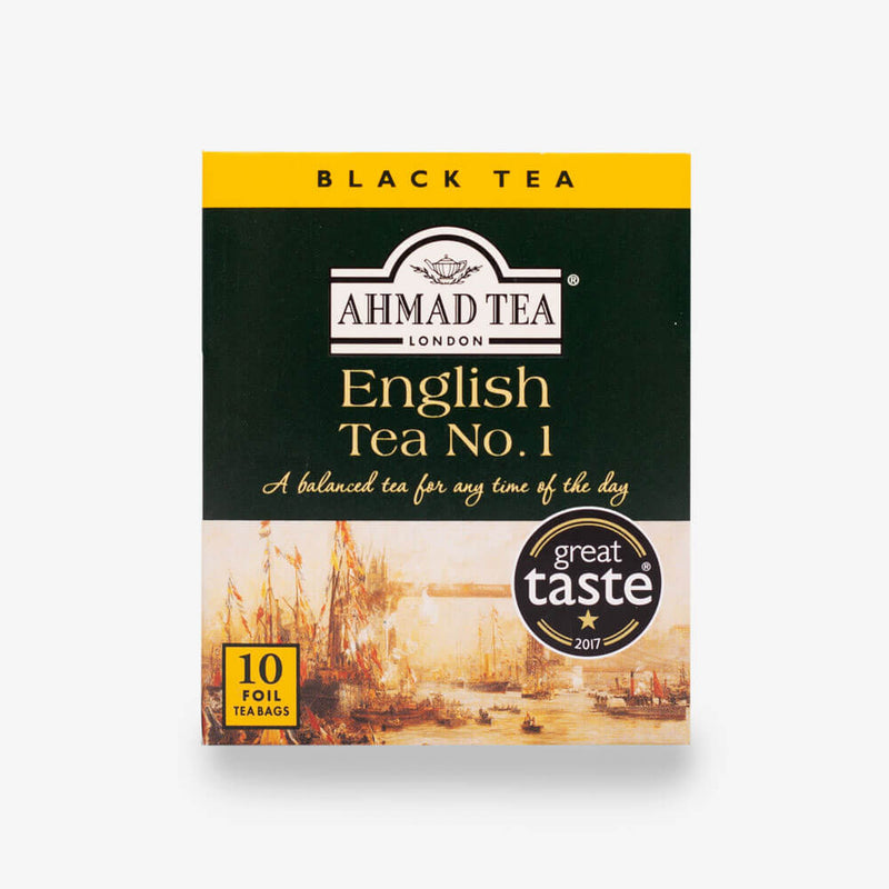 Classical Selection - Front of English Tea No. 1 box
