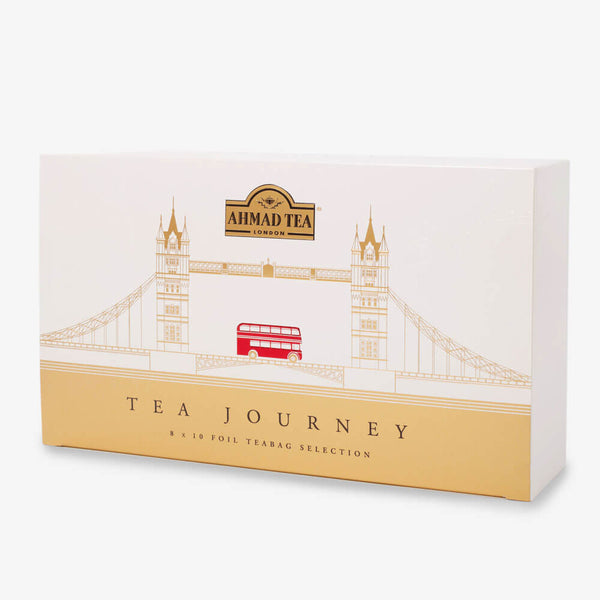 Tea Journey Collection - Box from side angle