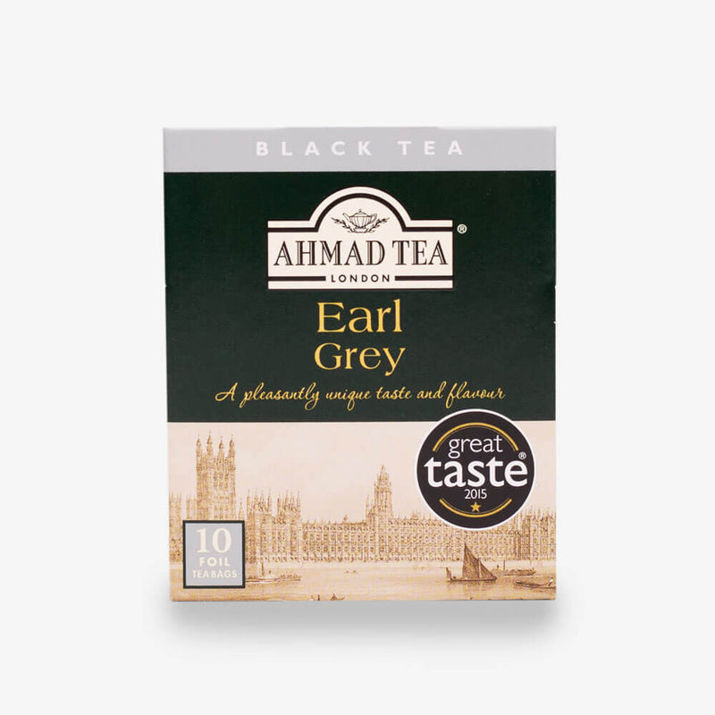 Classical Selection - Front of Earl Grey box