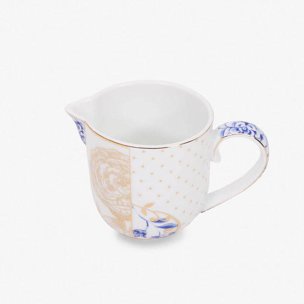 Pip Studio Royal White Collection Jug - Inside of jug
