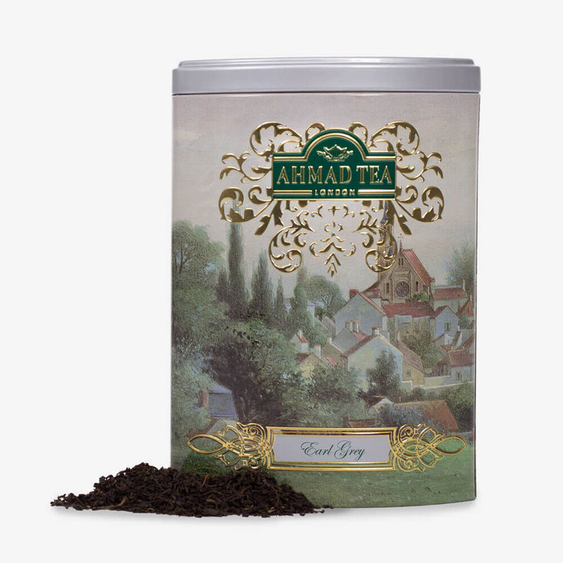 100g Loose Tea Caddy from Fine Tea Collection - Caddy and loose tea
