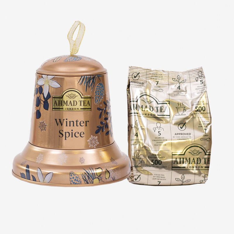 Twilight Xmas Bell Caddy - Caddy and pouch