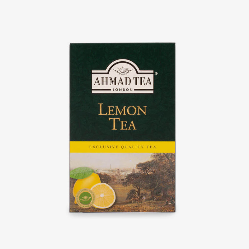 8 Packs of 100g Loose Tea Packet - Front of box