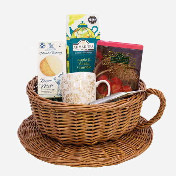 Dessert Lovers Tea Gift Basket