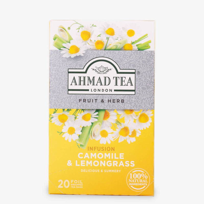 Camomile & Lemongrass Infusion - 20 Teabags