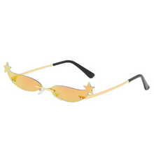 "Load image into Gallery viewer, ""Shooting Star"" Rimless Shades"