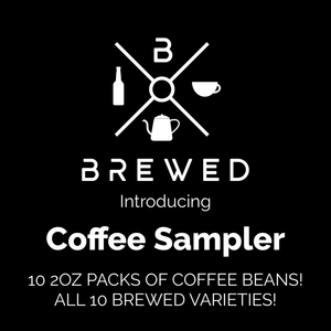 Brewed Sampler Pack 10 2oz Varieties Kentucky Proud Whole Beans Coffee | Brewed