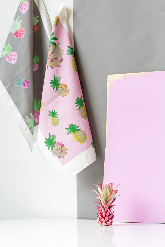 tropical tea towels by willful 2016