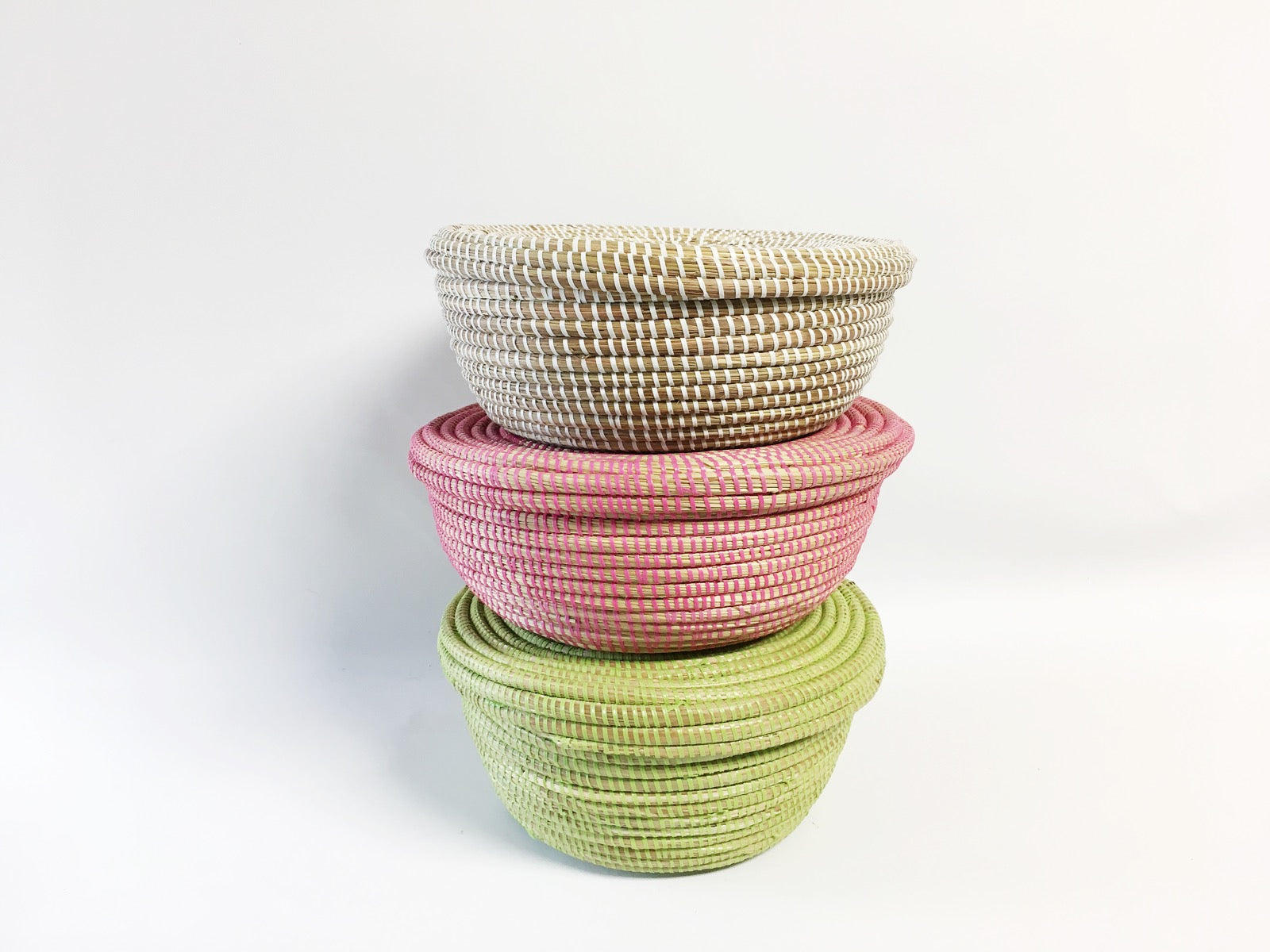 Solid Color Woven Storage Baskets with Top & Solid Color Woven Storage Baskets with Top u2013 Willful