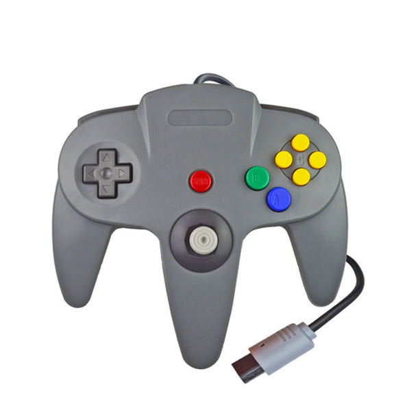 Gamepad Wired Controller Joypad For Gamecube Joystick Game Accessories For Nintend N64 For PC Computer Controller