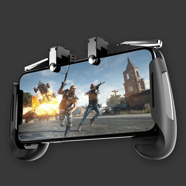 Triggers For Cell Phone Dzhostik PUBG Mobile Joystick Gamepad L1 R1 Fire Button Mobile Game Controller For IPhone Gaming Pad