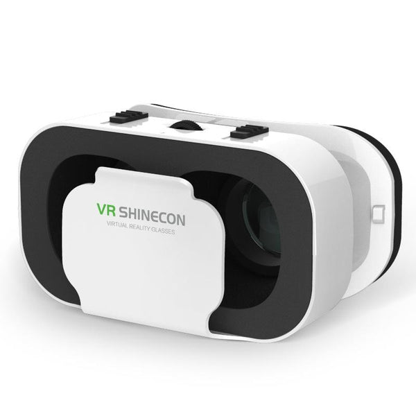 VR SHINECON G05A 3D VR Glasses Headset VR Virtual Reality Helmet for 4.7-6.0 inches Android iOS Smart Phones 3D Glasses Box