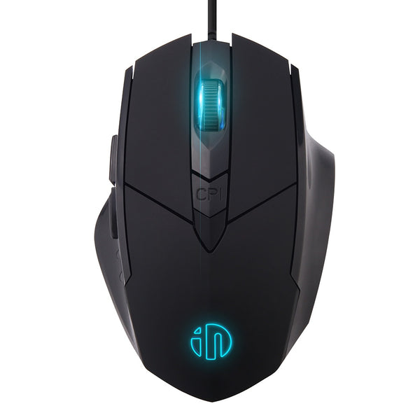 Gaming Mouse 6 Button Ergonomic Wired USB Computer Mouse Gamer Mice Silent Mause 4000DPI Optical Mouse For PC Laptop