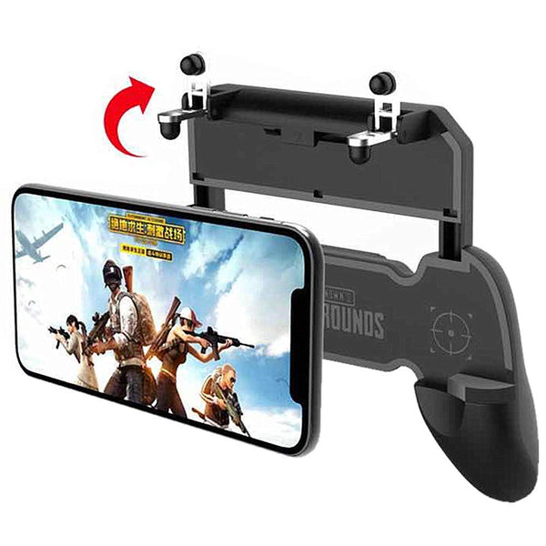3 in 1 L1R1 Game Shooter for PUBG Mobile Gamepad Control Trigger Cell Phone Game Pad Controller for iPhone Android Joystick R15