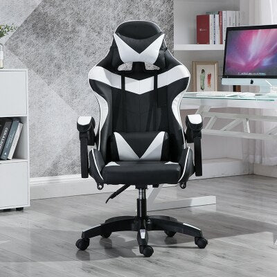 High Quality Gaming Chair Massage Computer Chair Professional WCG Gaming Chair for Internet Racing Chairs
