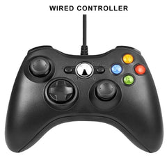 Wireless/Wired Bluetooth Controller For Xbox 360 Gamepad Joystick For X box 360 Jogos Controle Win7/8/10 PC Game Joypad