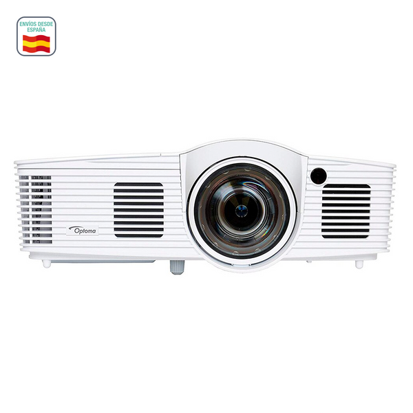 Optoma-1080 Projector p GT1080E, Full HD, 3000 ANSI lumens, Ligero & portable, mode Gaming, PS4 and Netflix compatible