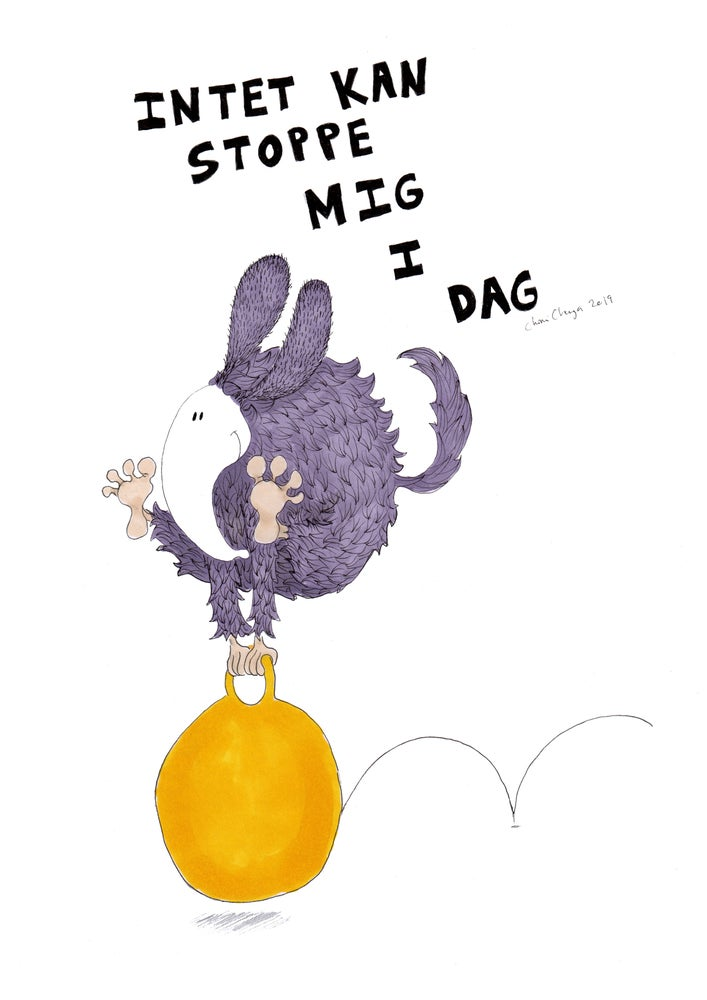 Stop mig - Plakater