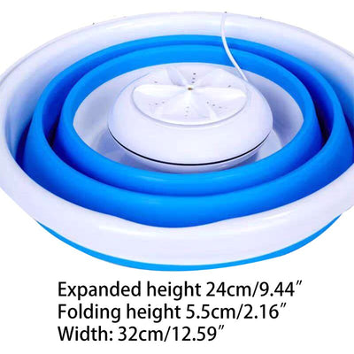 Foldable Mini Washing Household Machine