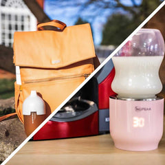 Product Manuals Portable Bottle Warmer