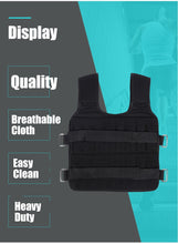 Load image into Gallery viewer, 30KG Loading Weight Vest