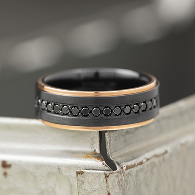 customize to perfection with diamonds and other precious gemstones with emblem