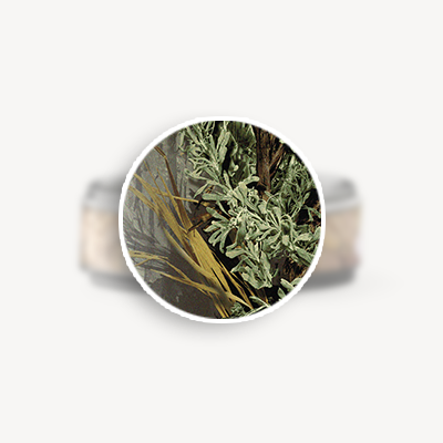 kings camo mossy oak and other custom camo brands in a custom ring of your choice